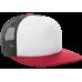 Кепка FlexFit 6005FW Trucker - Red/White/Black
