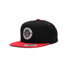 Кепка Footwork Heritage Black/Red