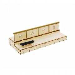 Фингерпарк Double box деревянный верх