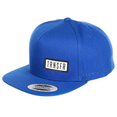 Кепка TRANSFER Classic Snapback Royal